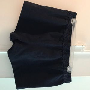 J. Crew Shorts - J.Crew elastic waist navy shorts
